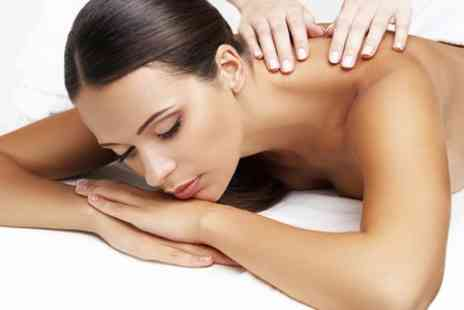 Kiwi Salon - One Hour Back Massage - Save 50%