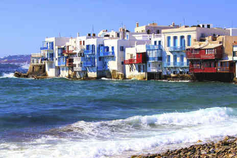 Anamar Boutique Hotel - Sun Sea and Relaxation in Hip Mykonos - Save 65%