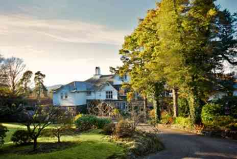 The Ryebeck Country House - Lake Windermere Dinner & Bubbly for 2 - Save 45%