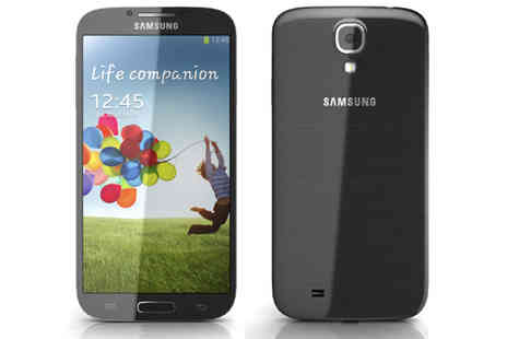gadget panda - Refurbished Samsung Galaxy S4 - Save 40%