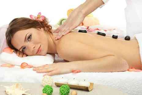 Anam Cara Holistics - One hour full body hot stone massage and facial treatment  - Save 78%