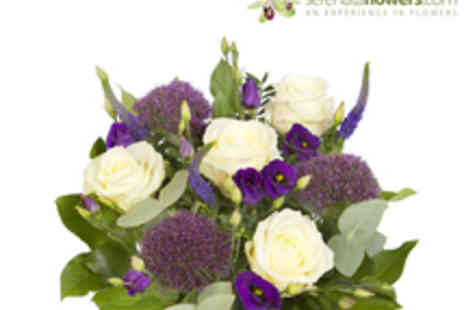 Serenata Flowers - Voucher for a Choice of Flower Bouquets - Save 52%