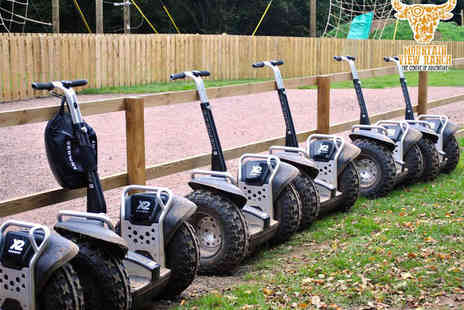 Mountain View Ranch - 25 Minute Segway Experience for Two  - Save 50%