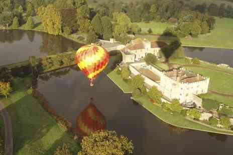 Balloons Over Britain - One Hour Balloon Flight With Champagne  - Save 51%