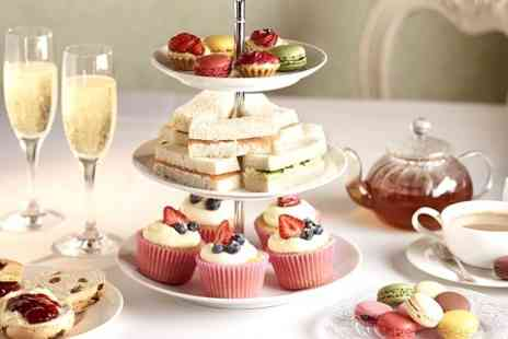 Coquetvale Hotel - Afternoon Tea For Two  - Save 50%