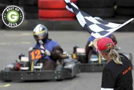 The Midland Karting - One Hour of Racing For One  - Save 50%