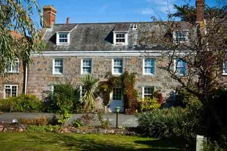 The Hotel Hougue du Pommier - One Night Stay For Two With Breakfast in Guernsey
