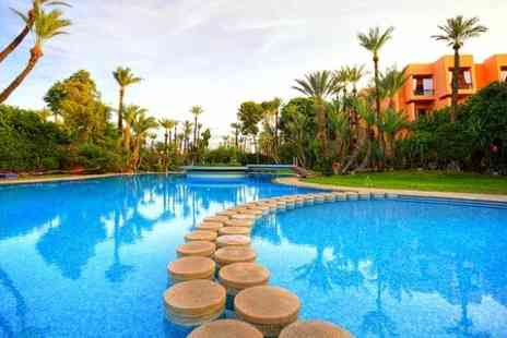 Hotel Semiramis - One Nights For Two With Breakfast in Marrakech - Save 50%
