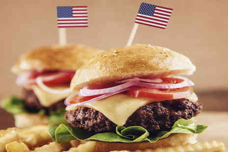 Yonkers - All American dining with two courses for two  - Save 46%