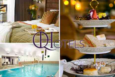 Q Hotels - £99 Luxury Spa Break For Two including Afternoon Tea - Save 50%