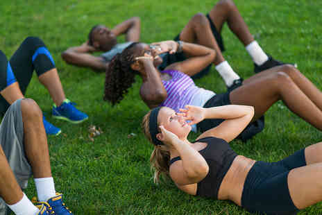 Your Fitness - Ten Boot Camp Fitness Sessions - Save 76%
