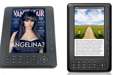 gobargin - eBook Reader 4GB - Save 32%