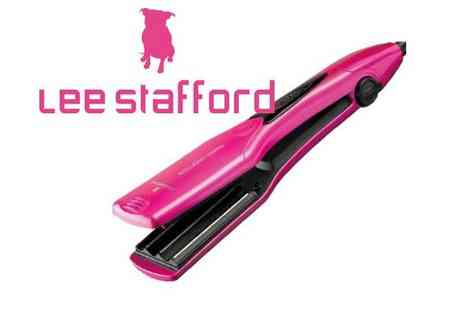 Irof Designs - Lee Stafford Professional Ceramic Hair Crimper - Save 33%