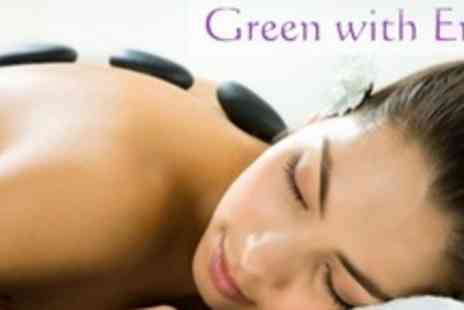 Green with Envy - One Hour Massage or Alternative Therapy - Save 60%