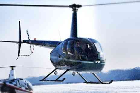 Heli Air - Helicopter Flight For One  - Save 0%