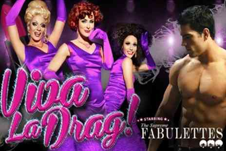 Entertainers Management - Ticket  to Viva La Drag Band at Orchard Theatre  - Save 48%
