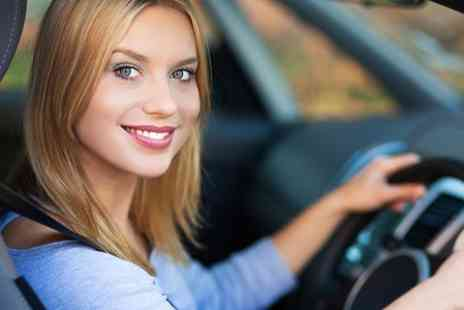 BSM Local Instructor - Eight Hours of Driving Lessons Plus Test  - Save 60%