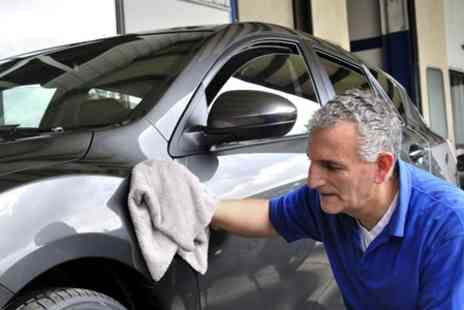 Total Detailing International - Interior and Exterior Car Valet  - Save 52%