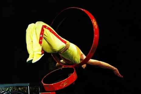 Circus Ginnett - Traditional big top circus Two Tickets  - Save 50%
