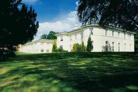 Eastwood Hall - One Night Stay For Two With Breakfast in Nottinghamshire - Save 38%
