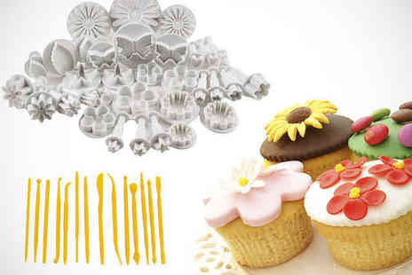 Brendee - 47 Piece Cake Decorating Set - Save 79%
