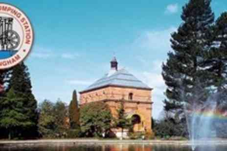 Papplewick Pumping Station - Two Adult and Two Child Tickets to Papplewick Pumping Stations - Save 50%