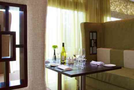 Aubrey Park Hotel - Steak and Wine for 2 in Rural Herts - Save 54%