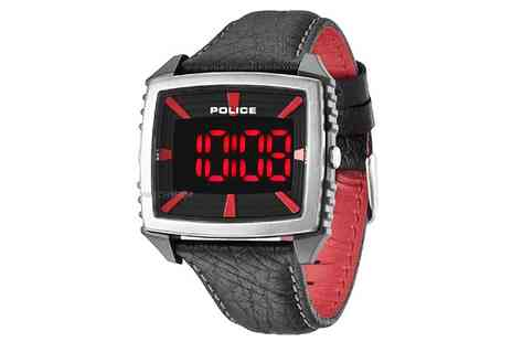 Shush Marketing - Choice of Police Watches - Save 45%