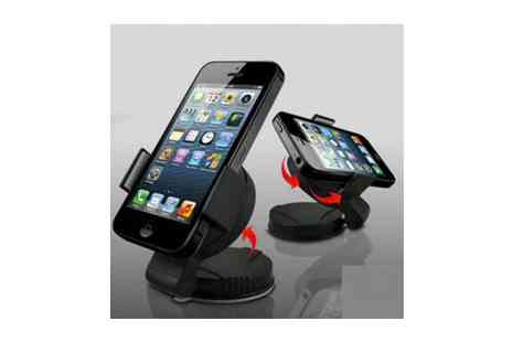 Trading Post Products - 360 Rotating Mobile Phone Holder - Save 43%