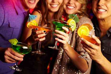 CRC Manhattans - CRC Manhattans including club entry, cocktails and bubbly for 2 people - Save 67%