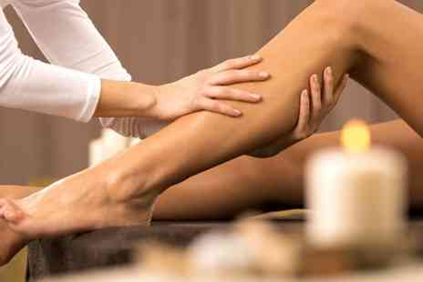 Discover Beauty - Leg and Foot Massage  - Save 51%