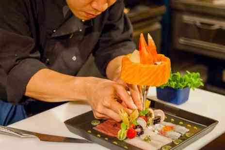Sushi des Artistes - Six Course Tasting Menu With Prosecco For Two  - Save 58%
