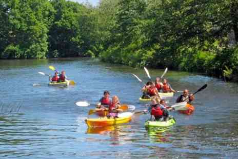 ShoreSports - Kayaking Loop Tour For One  - Save 44%
