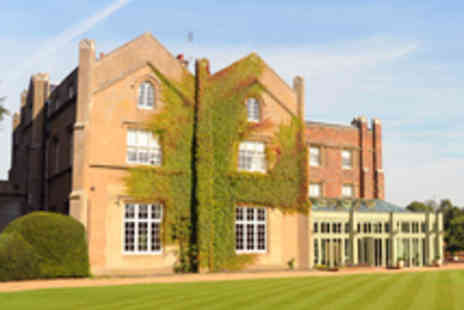 Offley Place Country House Hotel - Country House Hotel Dining Break for Two in Hertfordshire - Save 41%