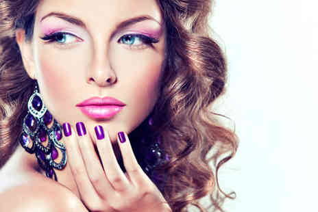 Glamor Hair & Beauty - Full set of acrylic nails  - Save 50%