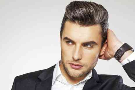 The Barn Hair Studio - Mens Cut and finish or traditiona - Save 50%