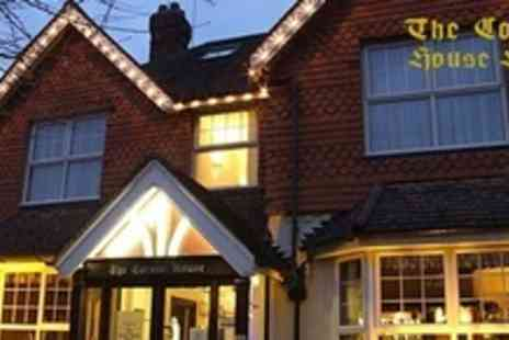 The Corner House Hotel - Overnight Stay For Two With Breakfast Plus Seven Days Parking - Save 55%
