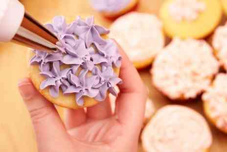 Sweet Revenge Cupcakes - Cupcake Decorating Class  - Save 51%