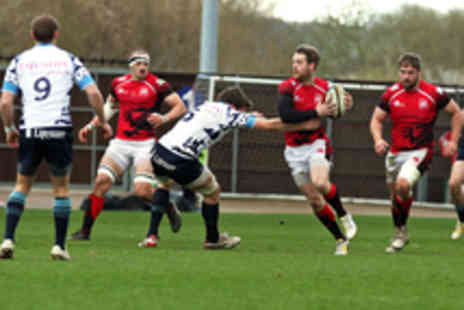 London Welsh Rugby Football Club - Tickets to London Welsh v Jersey Rugby - Save 33%