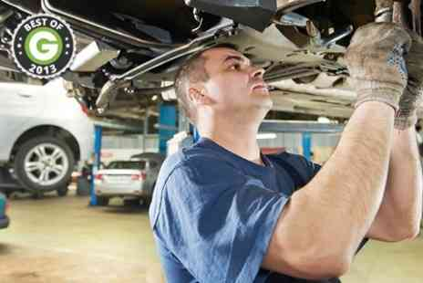 Vehicle solutions 4 U - Car Service With Oil and Filter Change  - Save 76%