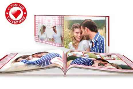 Dreambooks - Personalised Hardcover Photobook  - Save 60%