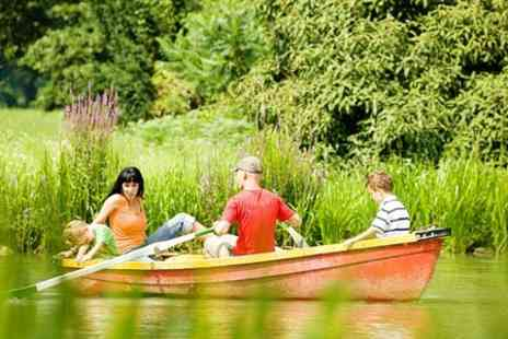 Alton Water Sports - Two Hour Rowboa - Save 56%