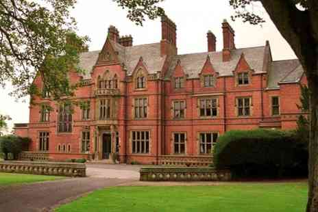 Wroxall Abbey Hotel - One Nights For Two With Breakfast - Save 49%