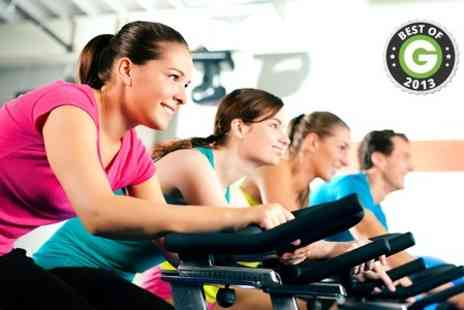Move GB - Ten Gym Passes  - Save 81%