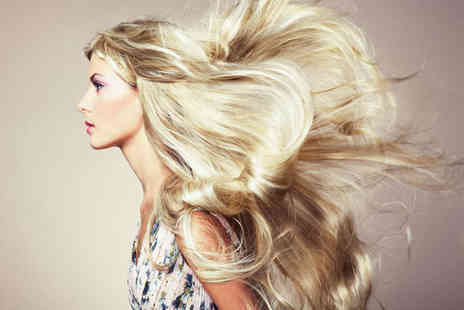 Cloud 9 Hair - Wash, Haircut, and Blow Dry or Choice of Luxury Facial and Eye Treatment - Save 58%