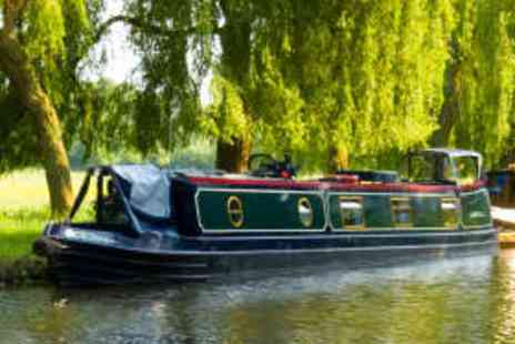 White Nancy - Narrowboat Cruise with Two Course Lunch for Two - Save 53%