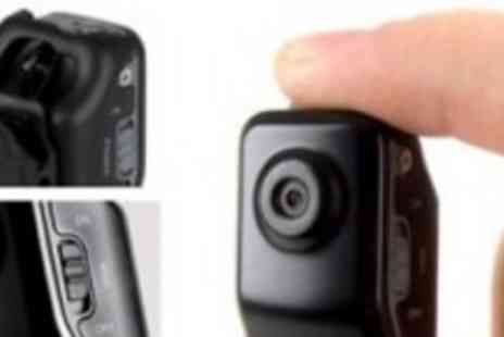 Veho - Smallest Video Camera in the World With High Resolution 2MP camera - Save 24%