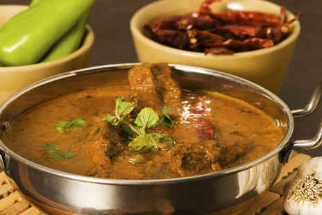 Broadway Masala - Any starter main and side order  - Save 50%