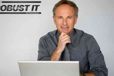 Robust IT Training - Cisco CCNA and Network package - Save 89%