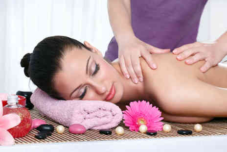 Libertas Therapy - Two hour pamper package including massage facial manicure and a glass of bubbly  - Save 73%